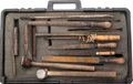 "Movie/TV Memorabilia:Props, A Collection of Rustic Tools from ""Rambo"" (aka ""Rambo 4"")...."