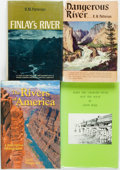 Books:Americana & American History, [American History]. Group of Four Books. Various publishers anddates.... (Total: 4 Items)