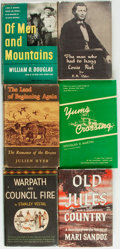 Books:Americana & American History, [American History]. Group of Six Books. Various publishers anddates.... (Total: 6 Items)