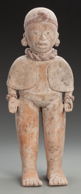 A Vera Cruz Standing Priest or Orator c. 600 - 900 AD