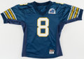 Football Collectibles:Uniforms, 1980s Pitt Panthers Game Worn Jersey....