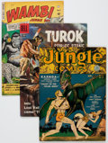 Golden Age (1938-1955):Miscellaneous, Comic Books - Assorted Golden and Silver Age Jungle Adventure Comics Group of 9 (Various Publishers, 1941-64).... (Total: 9 Comic Books)