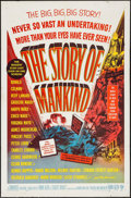 "Movie Posters:Fantasy, The Story of Mankind (Warner Brothers, 1957). One Sheet (27"" X 41"")& Lobby Card Set of 8 (11"" X 14"") . Fantasy.. ... (Total: 9Items)"