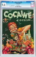 Modern Age (1980-Present):Alternative/Underground, Cocaine Comix #4 (Last Gasp, 1982) CGC NM+ 9.6 White pages....(Total: 21 Comic Books)