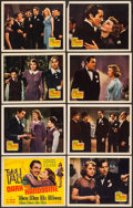 """Movie Posters:Comedy, Tall, Dark and Handsome (20th Century Fox, 1941). Lobby Card Set of8 (11"""" X 14""""). Comedy.. ... (Total: 8 Items)"""