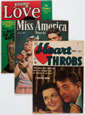 Golden Age (1938-1955):Romance, Golden to Silver Age Romance Group of 22 (Various Publishers, 1946-61).... (Total: 22 Comic Books)