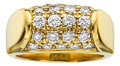 Estate Jewelry:Rings, Diamond, Gold Ring, Bvlgari. ...