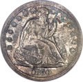 1850 $1 -- Improperly Cleaned -- NCS. Unc Details....(PCGS# 6937)