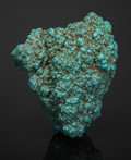 "Minerals:Miniature, Turquoise ""Sea-Foam"" Nugget. Lavender Pit, Bisbee, WarrenDistrict, Mule Mts., Cochise Co., Arizona, USA. ..."
