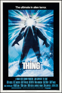 """The Thing (Universal, 1982). One Sheet (27"""" X 41""""). Horror"""