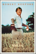 "Movie Posters:Sports, The Natural (Tri-Star, 1984). One Sheet (27"" X 41""). Sports.. ..."