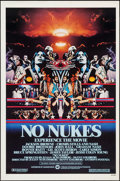 """Movie Posters:Rock and Roll, No Nukes (Warner Brothers, 1980). One Sheet (27"""" X 41""""). Rock andRoll.. ..."""