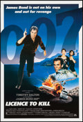 "Movie Posters:James Bond, Licence to Kill (United Artists, 1989). International One Sheet(26.75"" X 39.75"")SS. James Bond.. ..."