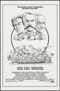 "Movie Posters:War, The Sea Wolves (Paramount, 1980). One Sheet (27"" X 41""). War.. ..."