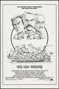 """The Sea Wolves (Paramount, 1980). One Sheet (27"""" X 41""""). War"""