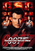 "Movie Posters:James Bond, Tomorrow Never Dies (United Artists, 1997). One Sheet (27"" X 40"") SS. James Bond.. ..."