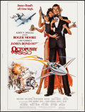 "Movie Posters:James Bond, Octopussy (MGM/UA, 1983). Poster (30"" X 40""). James Bond.. ..."