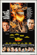"Movie Posters:Action, The Towering Inferno (20th Century Fox, 1974). One Sheet (27"" X41""), Pressbooks (2) (Multiple Pages) (8.5"" X 14"", 13.75"" ...(Total: 3 Items)"