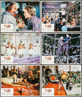 """Movie Posters:Fantasy, Willy Wonka & the Chocolate Factory (Paramount, 1971). Lobby Cards (9)(11"""" X 14"""") & Trimmed Lobby Card (13.5 X 10.5). Fantas... (Total: 10 Items)"""