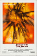 "Movie Posters:Science Fiction, Invasion of the Body Snatchers (United Artists, 1978). One Sheet (27"" X 41""). Science Fiction.. ..."