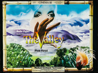 "The Valley Obscured by Clouds (Lagoon, 1977). British Quad (29.5"" X 40"") Advance. Action"
