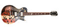 Music Memorabilia:Instruments , Limited Edition John Wayne Electric Guitar...
