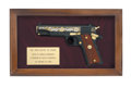 Movie/TV Memorabilia:Memorabilia, John Wayne Tribute .45 Pistol...
