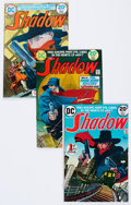 Bronze Age (1970-1979):Miscellaneous, The Shadow #1-3 and 10 Group (DC, 1973-75) Condition: AverageFN.... (Total: 50 Comic Books)