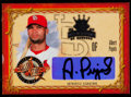 Baseball Cards:Singles (1970-Now), 2004 Diamond Kings Albert Pujols Gallery of Stars Autograph#G11....