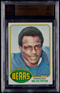 Football Cards:Singles (1970-Now), 1976 Topps Walter Payton #148 BVG NM-MT 8....