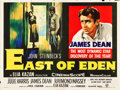 "Movie Posters:Drama, East of Eden (Warner Brothers, 1955). British Quad (30"" X 40"")....."