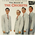 "Music Memorabilia:Recordings, ""The Sound of the Crickets"" EP Brunswick 71038 (1958). The group'ssecond EP featured four songs that had appeared on their ..."
