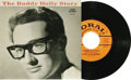 "Music Memorabilia:Recordings, ""The Buddy Holly Story"" EP Coral 81182 (1959). The label took someof Holly's last singles for this EP, all of which also ap..."
