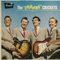 "Music Memorabilia:Recordings, ""The Chirping Crickets"" LP Brunswick 54038 (1957). This is agorgeous copy of the most desirable of all Crickets and/or Budd..."