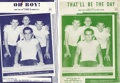 "Music Memorabilia:Sheet Music, Buddy Holly and the Crickets ""That'll Be The Day"" and ""Oh Boy!""Sheet Music Group of 2 (1957). The Crickets' two biggest hit...(Total: 2 Items)"