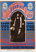 "Music Memorabilia:Posters, Big Brother and the Holding Company ""Motherload"" Avalon ConcertPoster FD-60 (Family Dog, 1967) Second edition of this class..."