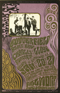 Music Memorabilia:Posters, Butterfield Blues Band Fillmore Concert Poster #BG46 (Bill Graham,1967) Hailing from Chicago, the Butterfield Blues Band wa...