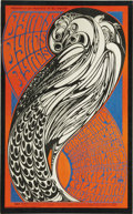 Music Memorabilia:Posters, Byrds Winterland/Fillmore Concert Poster #BG57 (Bill Graham, 1967)The Byrds still featured most of their original line-up i...