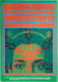 "Music Memorabilia:Posters, The Doors ""Break On Through"" Avalon Concert Poster FD-50 (FamilyDog, 1967) Free your mind -- break on through to the other ..."