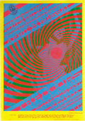 "Music Memorabilia:Posters, The Doors ""Psychedelic"" Avalon Concert Poster FD-57 (Family Dog,1967) They got the name right on this one -- you could go b..."