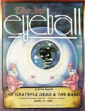 "Music Memorabilia:Posters, Grateful Dead SEVA Benefit Concert Poster (1984) A unique benefitposter from Toronto, Canada. The Grateful Dead, and the ""r..."