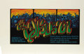 """Music Memorabilia:Posters, Van Morrison Soundproof Productions Concert Poster (1969) """"Van the Man"""" is one of the great songwriters of his generation, p..."""