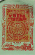 Music Memorabilia:Posters, Spring Trips Festival Portland Flyer and Midsummer Trips FestivalHandbill (1967). The original Trips Festival was held in S...(Total: 2 )