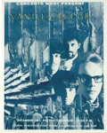 Music Memorabilia:Posters, Vanilla Fudge with Led Zeppelin Pacific Coliseum Concert Poster(Concerts West, 1968). This poster for a December 28, 1968 s...
