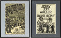 Music Memorabilia:Posters, Jerry Jeff Walker/Michael Murphy Armadillo World HeadquartersConcert Poster, Group of 2 (1972-73) Native Texas sons Jerry J...(Total: 2 )