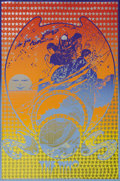 "Music Memorabilia:Posters, The Who ""I Can See For Miles"" English Boutique Poster (OsirisVisions, circa 1967). This ""head shop"" poster featuring Pete T..."