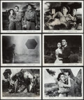 """It Came from Outer Space (Universal International, 1953). Photos (26) (8"""" X 10""""). Science Fiction. ... (Total:..."""