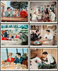 "Movie Posters:Elvis Presley, It Happened at the World's Fair (MGM, 1963). Color Photo Set of 12(8"" X 10""). Elvis Presley.. ... (Total: 12 Items)"