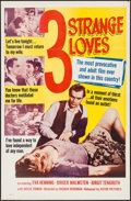"Movie Posters:Foreign, Thirst & Other Lot (Astor, R-1960s). One Sheets (2) (27"" X41""). Foreign. Reissue Title: 3 Strange Loves.. ... (Total:2 Items)"
