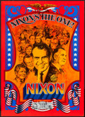 "Movie Posters:Miscellaneous, Nixon's the One! (JIMINI Productions, 1968). Political Poster (20""X 28""). Miscellaneous.. ..."